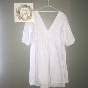 SALE Zara basic tunic size small 💕